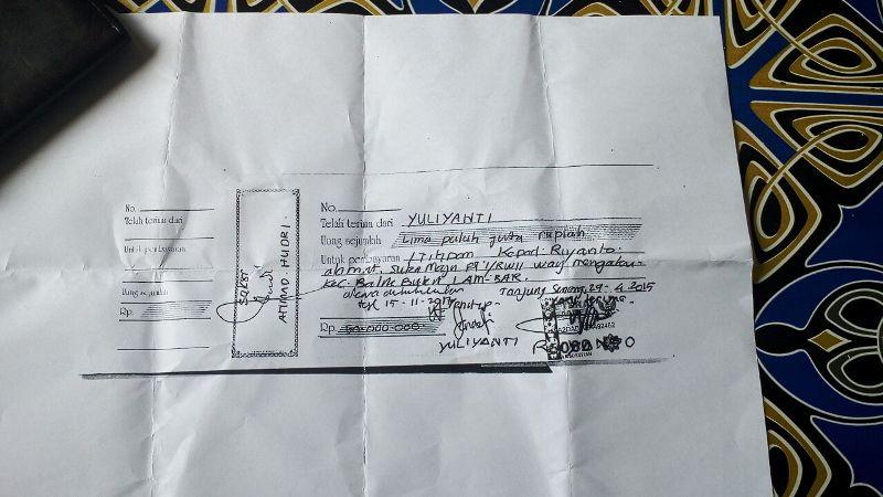 Dijanjikan CPNS, Nasir Diduga Ditipu Oknum Pegawai Disdikbud