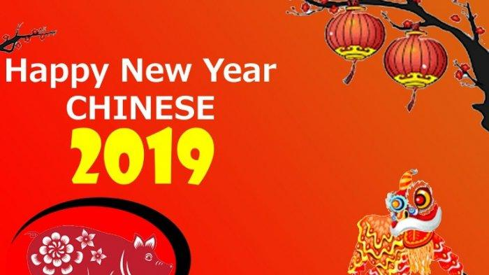 Happy New Year Chinese 60