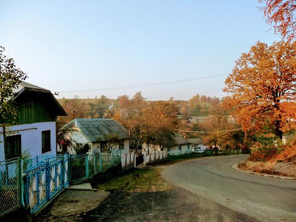 Гошев Долинского района Ивано-Франковской области