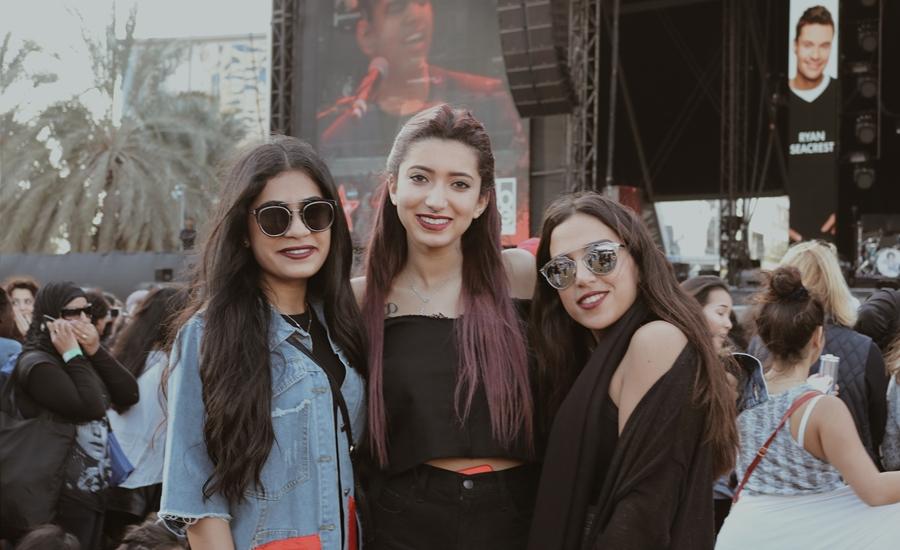 Redfest Fashionistas