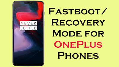 Fastboot Download Mode for OnePlus Phones