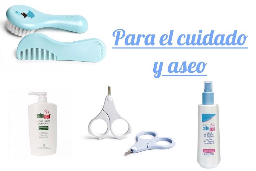 Productos para el cuidado y aseo