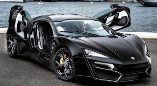 Lykan Hypersport Black Review