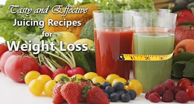 Best Juicing Recipes for Weight Loss with Delicious Fruits
