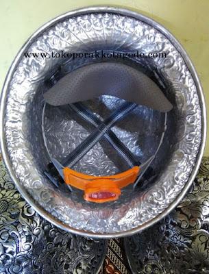 helm demang alumunium