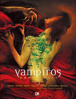 Vampiros Sable Noir