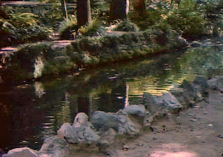 River and path from Masques