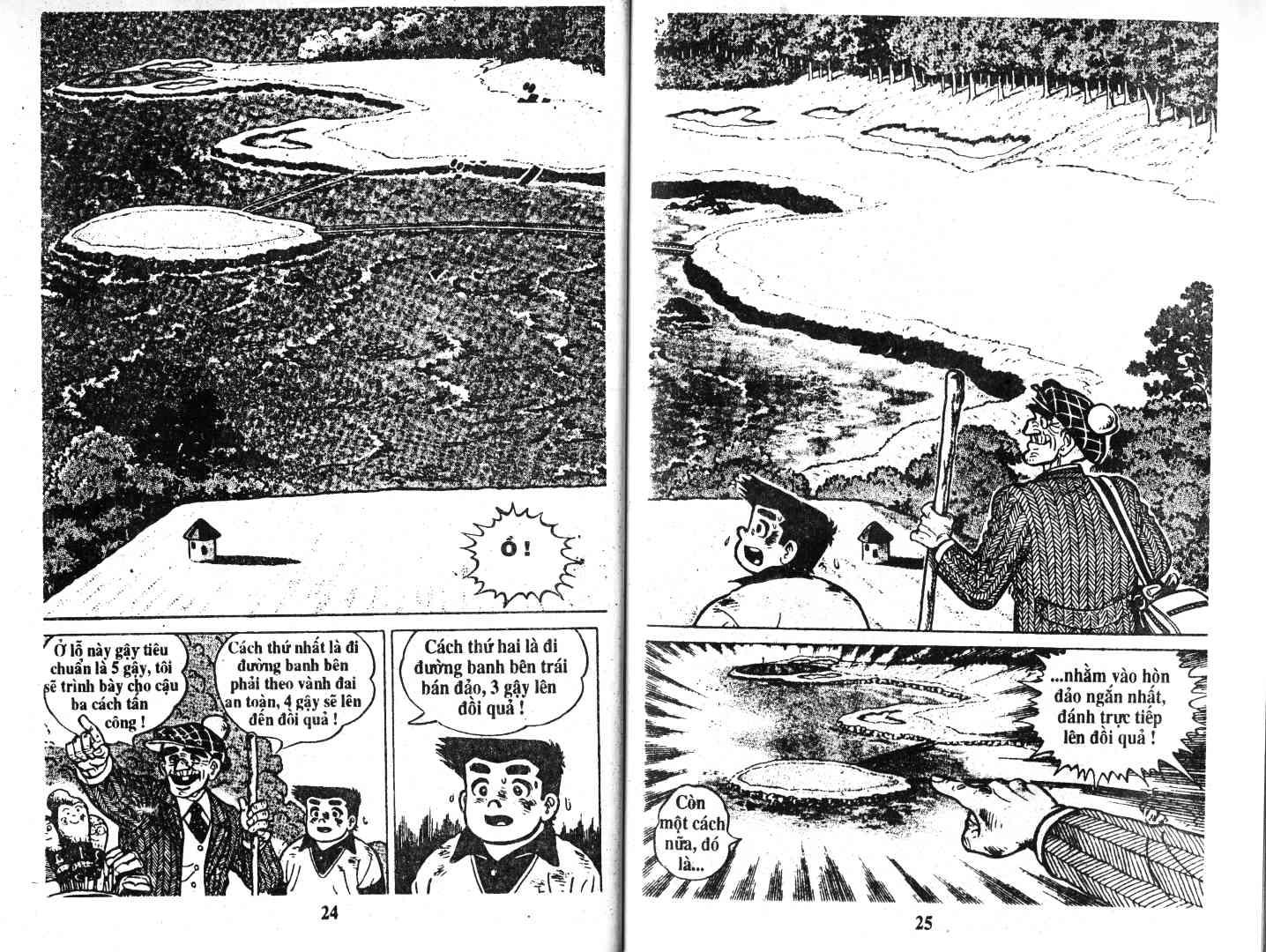 Ashita Tenki ni Naare chapter 50 trang 11