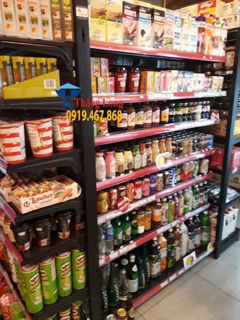 Những mô hình bán lẻ mà bạn không nên sử dụng kệ siêu thị để trưng bày hàng hóa