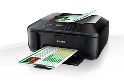 Printer Driver - Canon PIXMA MX475