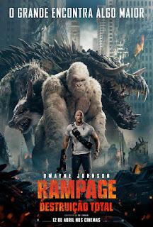 Review Rampage: Destruição Total