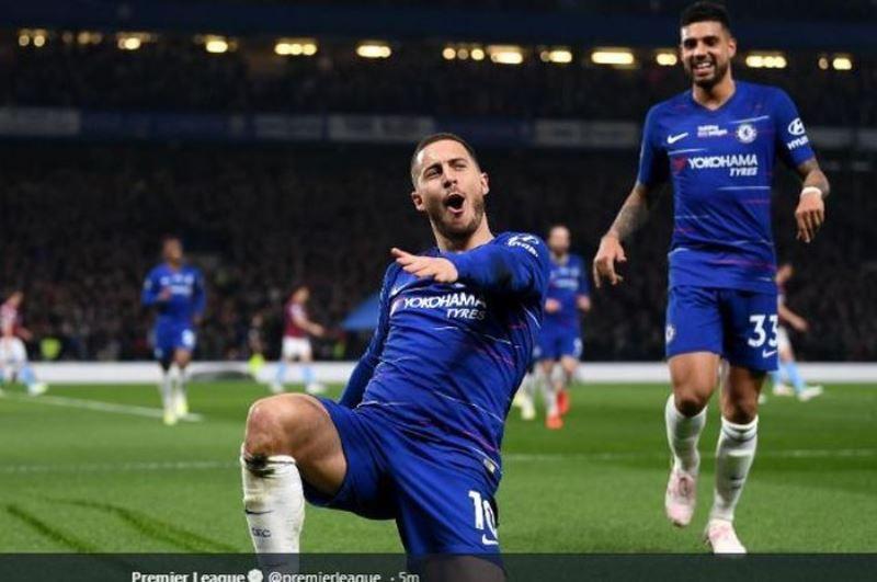 Ikhlas, Chelsea Rela Jual Hazard ke Madrid dengan Harga Diskon