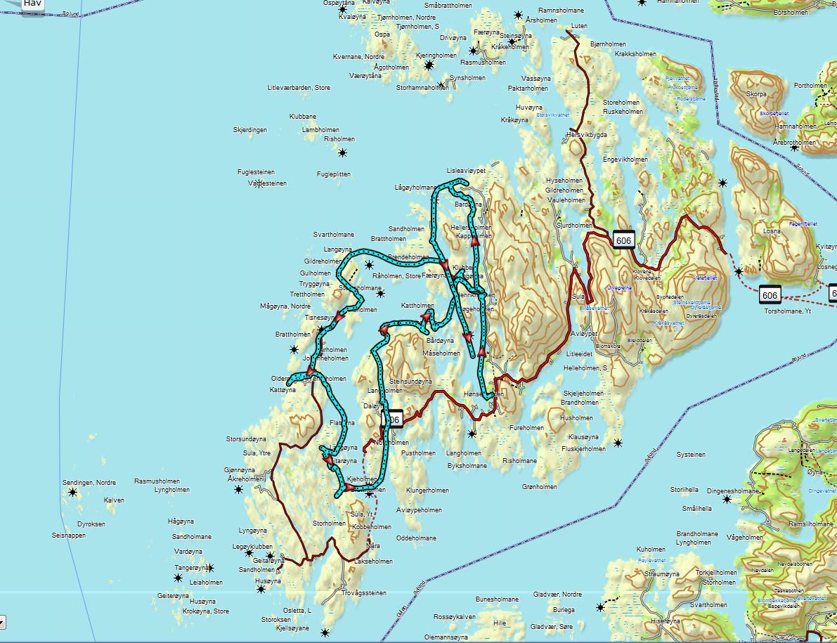 kart over solund Lene sin!: Stokkevågen   Avløpet   Lågøy. Pinsepadling i Solund 2015 kart over solund
