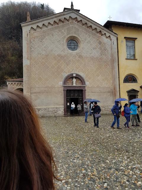 chiesa di Santa Maria della Neve Pisogne