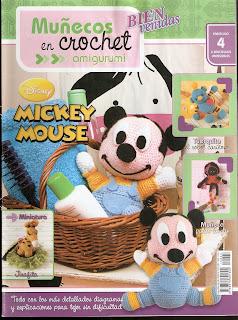 Muñecos en Crochet Nro.4