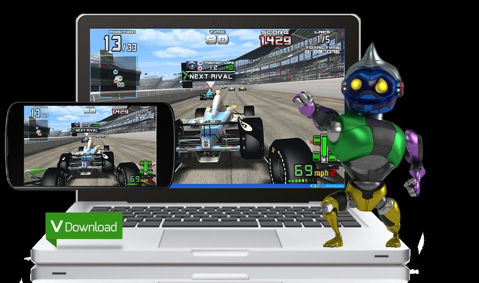 أندي الروبوت المحاكي يتيح لك تشغيل تطبيقات أندرويد والألعاب على جهاز كمبيوتر ويندوز