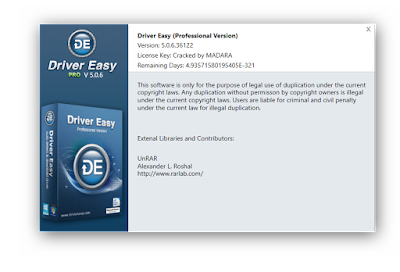 Driver Easy Pro v5.0.6 Crack Free Download