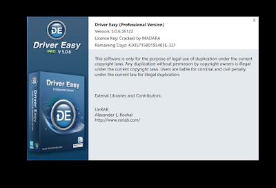 Driver Easy Pro v5.0.6 Crack Free Download