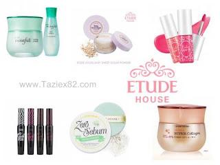 Harga Kosmetik Etude House