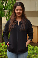 Actress Ritika Singh Stills at Guru Movie Success meet  0034.JPG