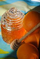 Honey and oranges
