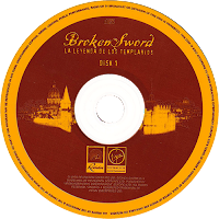 Broken Sword CD 1