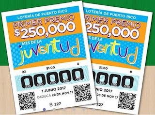 loteria-tradicional-227-resultados y -lista-de-premios-jueves-01-6-2017