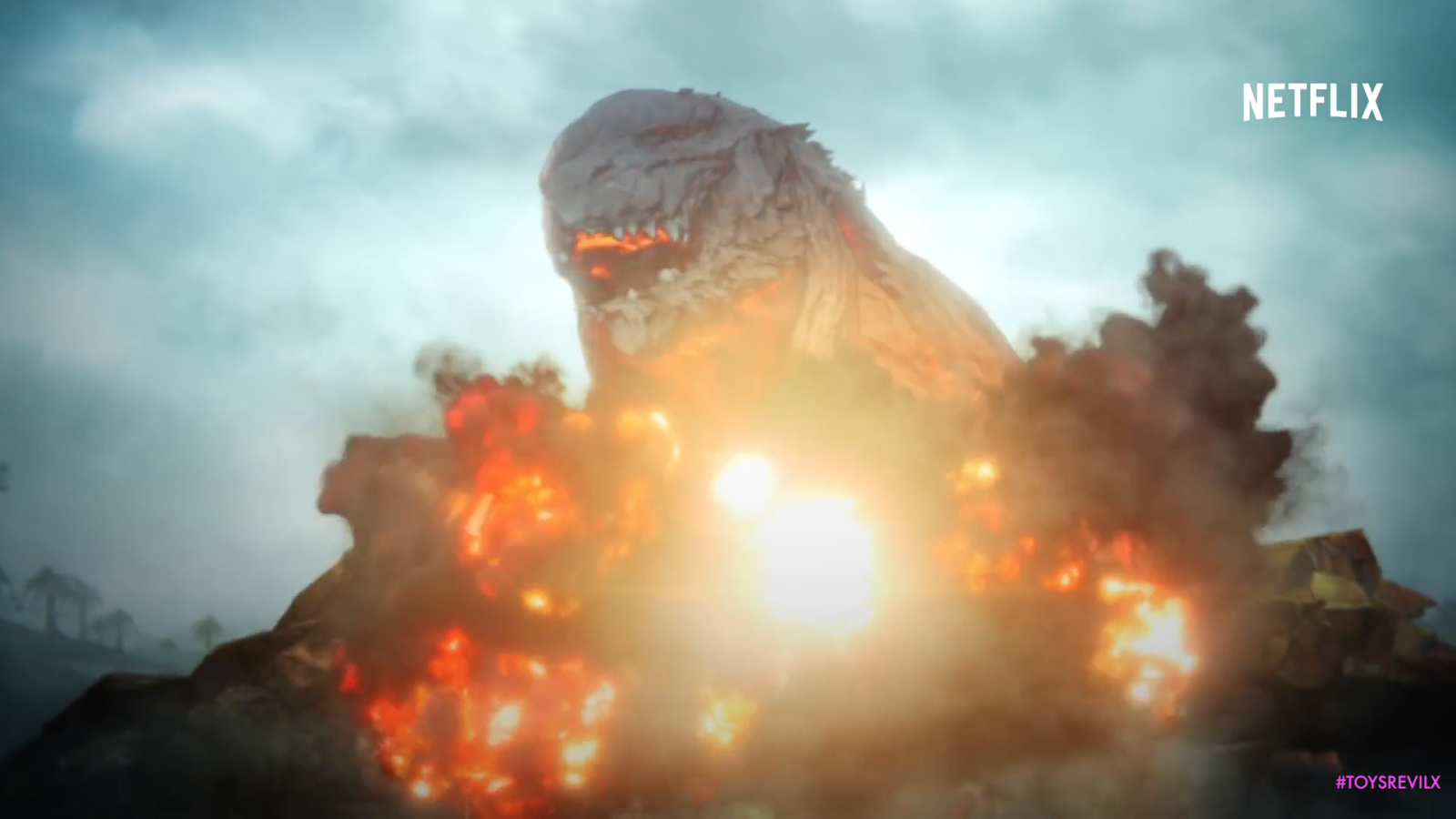 Godzilla Monster Planet Premieres Jan 17 On Netflix