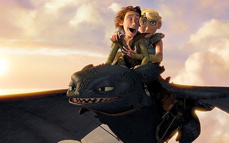 How to Train Your Dragon 2010 animatedfilmreviews.filminspector.com
