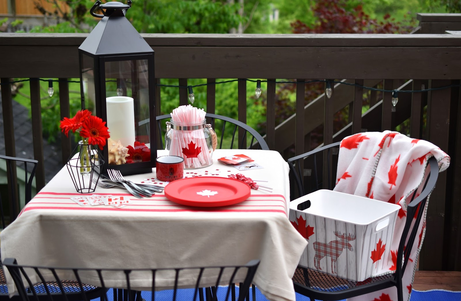 Woman in real life the art of the everyday canada day for Home decor parties canada