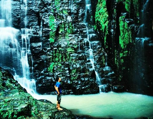 Air Terjun Ciupang Destinasi Wisata Lampung