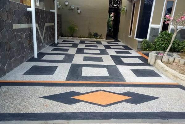 carport minimalis rumah cantik