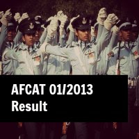 AFCAT 2013 Result & SSB Interview
