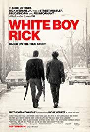 White Boy Rick 2018 Legendado
