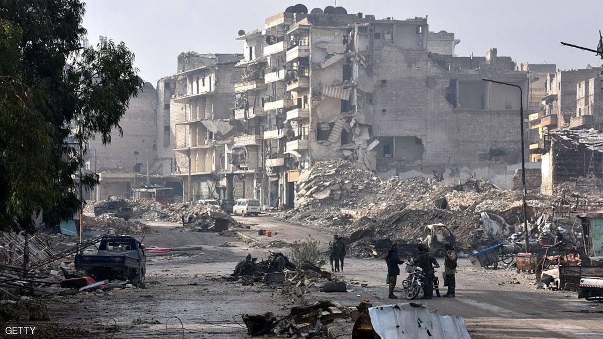 Idlib: Kawasan yang Hancur dan Terlupakan