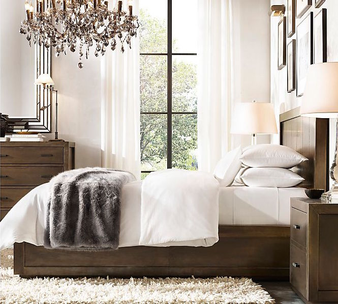 Restoration Hardware Bedroom Colors Cute Black And White Bedroom Ideas Little Boy Bedroom Furniture Girls Bedroom Colour Ideas: 14 Ways To Make Your Bedroom More Romantic