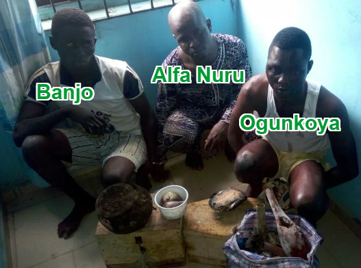 ritualists murder girl money ritual ijebu igbo