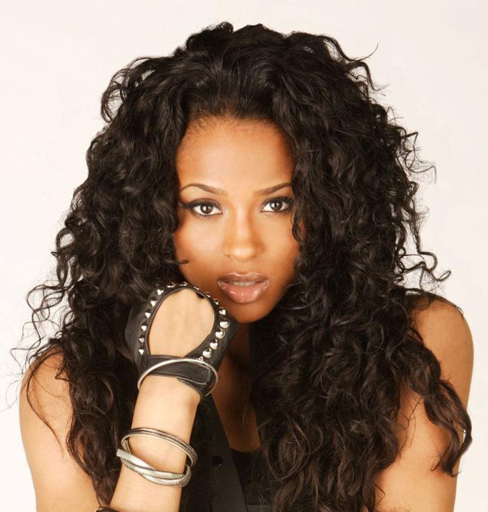 Outstanding Top 50 Best African American Women Curly Weave Hairstyles 2015 Hairstyles For Women Draintrainus