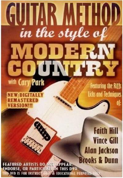 Método de Guitarra en el estilo moderno del país