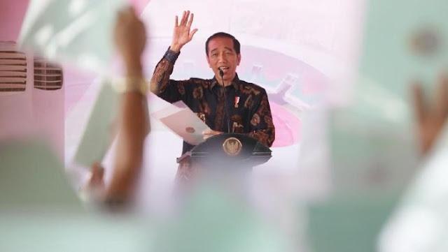 Lampaui Target, Jokowi Sebar 9,3 Juta Sertifikat Tanah di 2018