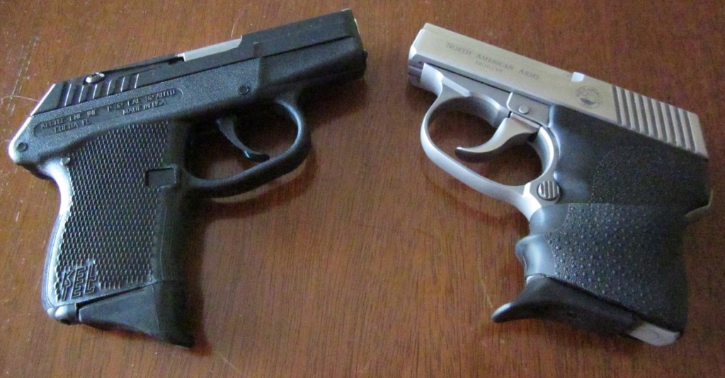 Welcome GNU/Linux Users!: Review: Kel-Tec P-32 vs North