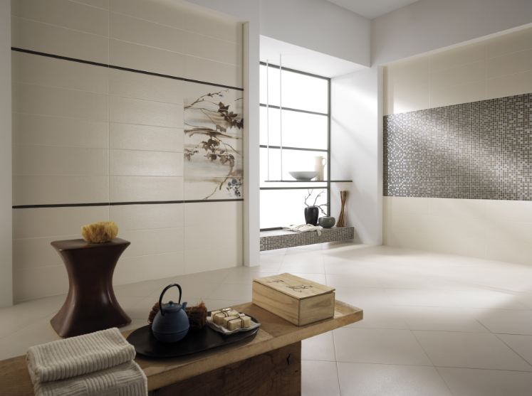 Interior design come rivestire la vostra casa - Piastrelle decorative per pareti ...