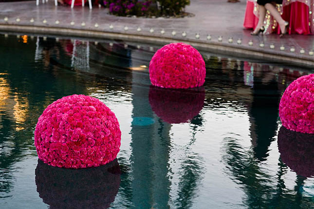 Pool Wedding Decoration Ideas: Gorgeous Pool Decorations For Weddings