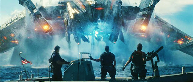Battleship: Un Trailer Nou Ce Arată O Invazie La Scară Planetară
