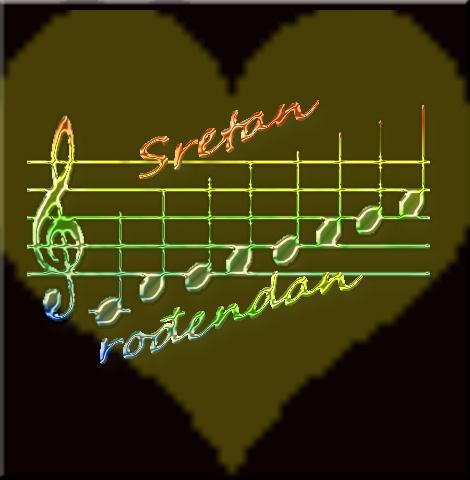 Iz srca muzika