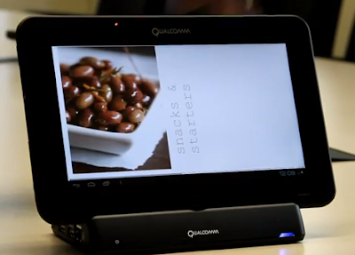 Qualcomm demoes gesture control