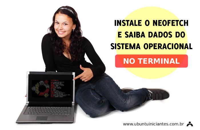 comando para apresentar dados do sistema operacional