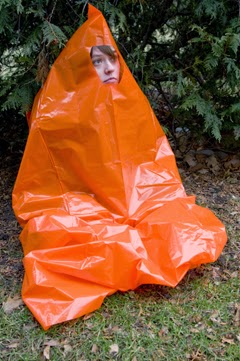 How to Make a Garbage Bag Survival Poncho - Appalachian