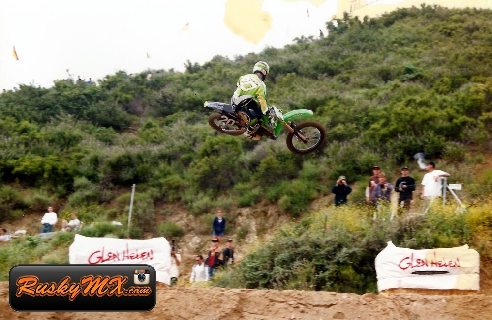 Casey Johnson Glen Helen 1998