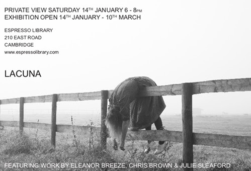 Current and Upcoming Exhibitions by MA Photography Graduate Julie Sleaford